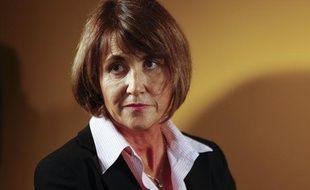 Christine Albanel, la ministre de la Culture, en novembre 2008.