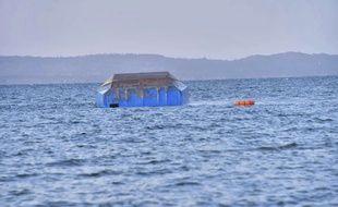 Des images du ferry retourné sur le lac Victoria en Tanzanie.