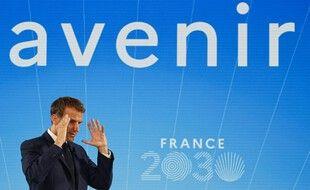 Emmanuel Macron veut des start-up innovantes en France