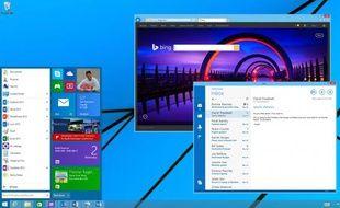 Le menu démarrer va revenir dans Windows, à une date non précisée.