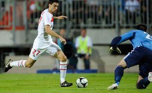 La star du mercato estival, Javier Pastore, s'est bien débrouillé pour son premier match avec le PSG (contre Differdange) en Ligue Europa.