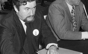 Le journaliste pamphlétaire et écrivain d'extrême droite François Brigneau, cofondateur du FN en 1972, est mort dans sa 93e année