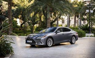 Lexus, meilleure marque selon JD Power
