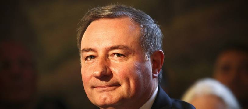 Jean.Luc Moudenc, le maire LR de Toulouse.