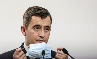 Gérald Darmanin, à Paris le 4 février 2021.