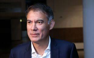 Olivier Faure, premier secrétaire du PS a été réélu à la tête du parti jeudi 16 septembre 2021.