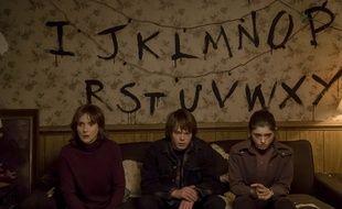 Image extraite de la série Sranger Things de Netflix