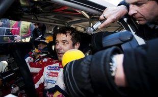 """""""On s'est mal compris. Je suis parti à gauche sûr de moi et c'était à droite"""", a déclaré vendredi Sébastien Loeb au lendemain de sa sortie de route due à une mésentente avec son copilote Daniel Elena, au rallye du Portugal."""