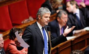 Laurent Wauquiez le 27 mars 2013 à l'Assemblée.