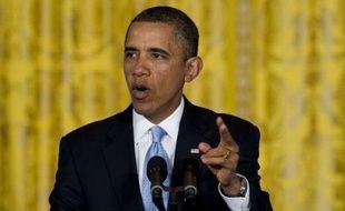 Barack Obama va tenter mardi lors du traditionnel discours sur l'état de l'Union de convaincre les Américains de lui confier un second mandat présidentiel, malgré une économie encore convalescente et face aux critiques acérées de républicains eux aussi en campagne.