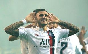 Mauro Icardi s'est offert un doublé mardi à Bruges