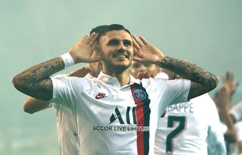 Bruges-PSG : Mauro Icardi va-t-il définitivement piquer la place de Cavani ?