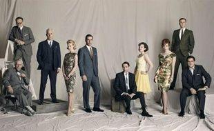 «Mad Men», photo de groupe.