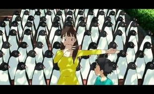 «Le Mystère des pingouins» de Hiroyasu Ishida