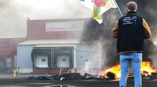 Nord: Comment Carambar & Co peut-il licencier et réembaucher les mêmes personnes en baissant leur salaire?