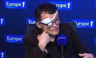 Sylvain Tesson mardi 20 janvier sur Europe 1