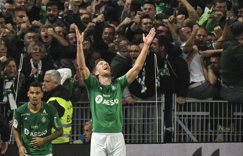 Mercato ASSE : Tout Sainté regrette déjà le départ de « l'homme du derby » Robert Beric