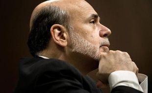 Le président de la Réserve fédérale américaine (Fed), Ben Bernanke, a confirmé vendredi que la banque centrale des Etats-Unis était disposée à augmenter son soutien à l'économie du pays si nécessaire.