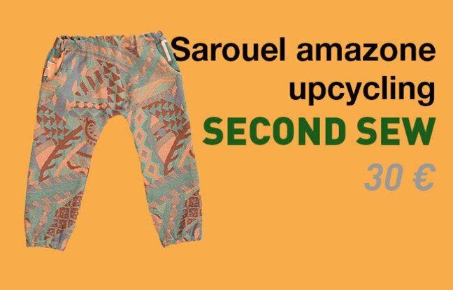 Sarouel Amazone de Second Sew