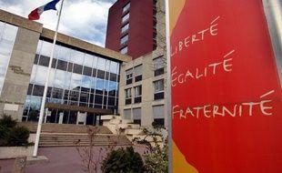 La mairie de Vénissieux