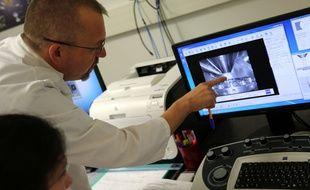 Le département microanalyse couvre l'exploitation des traces et microtraces de tout type