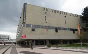 Le campus de Lille-3.