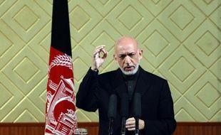 Les Américains veulent garder neuf bases militaires en Afghanistan après 2014 et certains pays de l'Otan envisagent aussi de maintenir des soldats dans le pays, a déclaré jeudi le président afghan Hamid Karzaï, en se disant favorable à la demande américaine.