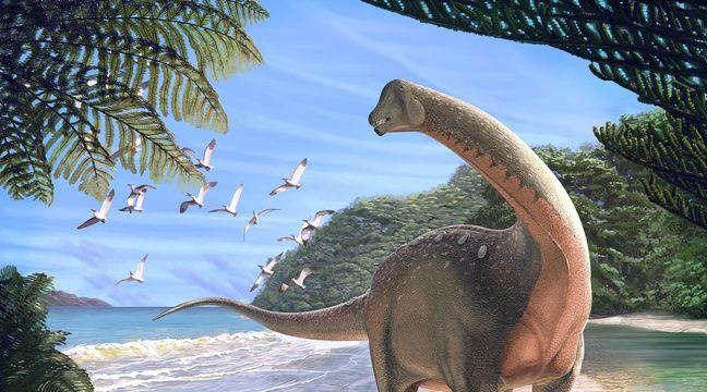 Vous pouvez faire apparaître un T-Rex chez vous avec à une recherche Google