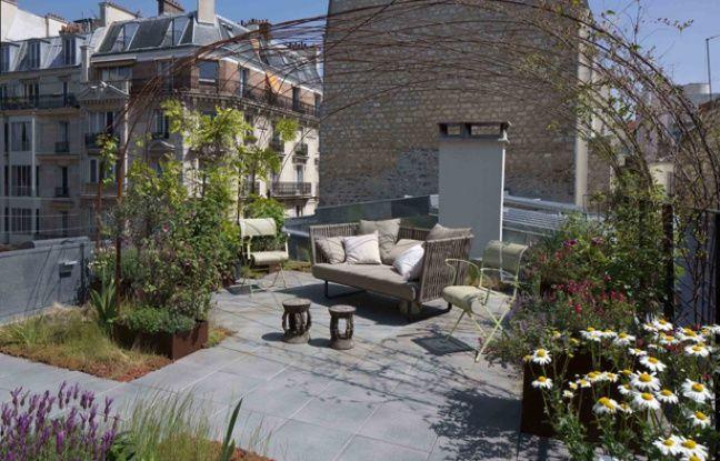 Bienvenue dans la cabane Polypode, une création française lauréate du prix Cité verte du concours de l'innovation «jardins jardin 2014»