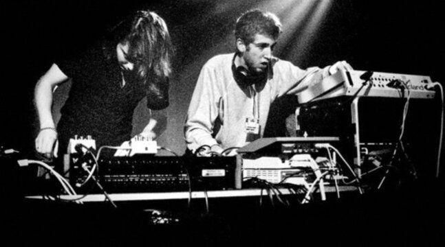 Quand Daft Punk jouait aux Trans Musicales de Rennes sans casque