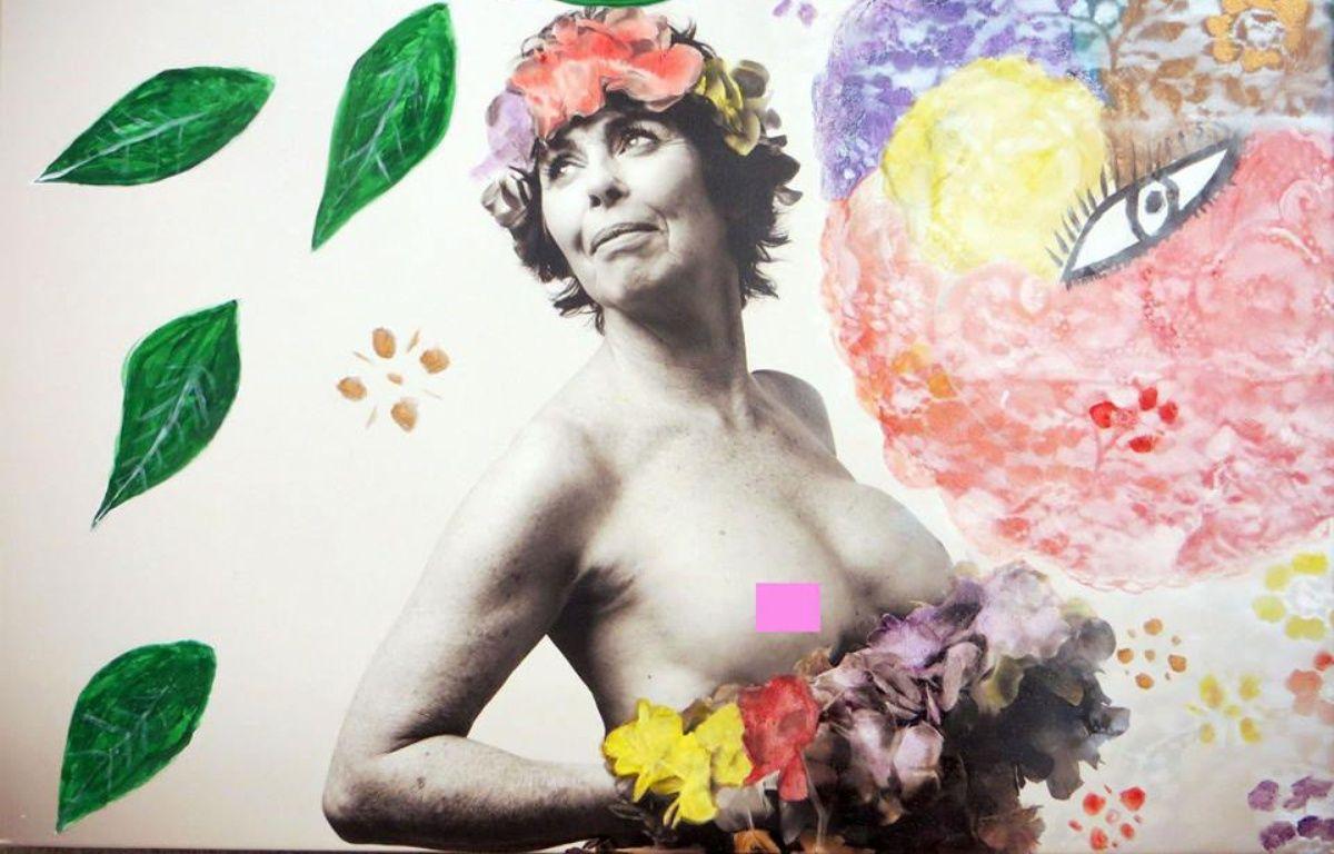 Les photos du projet Venus sont ensuite retravaillées par des artistes avant d'être mises aux enchères.  – Projet Venus