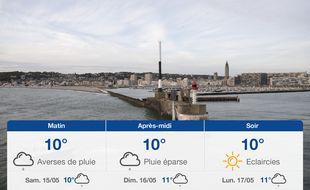 Météo Le Havre: Prévisions du vendredi 14 mai 2021