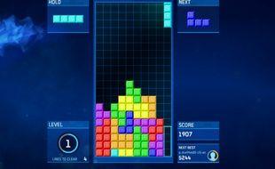 """""""Tetris Ultimate"""", sur Xbox One et PlayStation 4."""