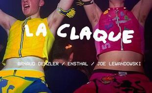 Photo de fêtards survoltés pour la soirée du collectif La Claque au Gambetta Club