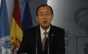 Damas a rejeté lundi la mission des enquêteurs de l'ONU devant être envoyés en Syrie pour déterminer si des armes chimiques sont utilisées dans le conflit, telle que l'a proposée le secrétaire général de l'ONU, Ban Ki-moon, qui envisage un déploiement sur tout le territoire.