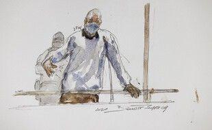 Pendant son interrogatoire, Miguel Martinez a nié toute radicalisation religieuse.