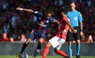 Neymar a fini par faire la différence face aux Nîmois.