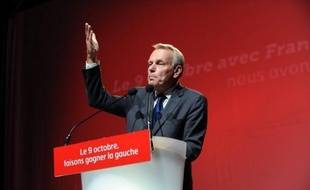 Deux importants responsables socialistes proches de François Hollande, Jean-Marc Ayrault et François Rebsamen, ont mis en garde mercredi EELV contre toute tentative d'imposer son programme au PS, en menaçant de fonder le rapport de forces sur le score à venir d'Eva Joly.