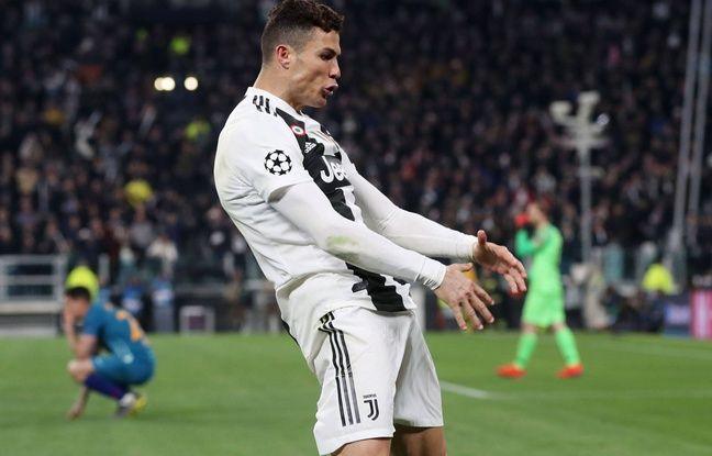 Ligue des champions: Ronaldo écope d'une simple amende pour sa «célébration cojones»