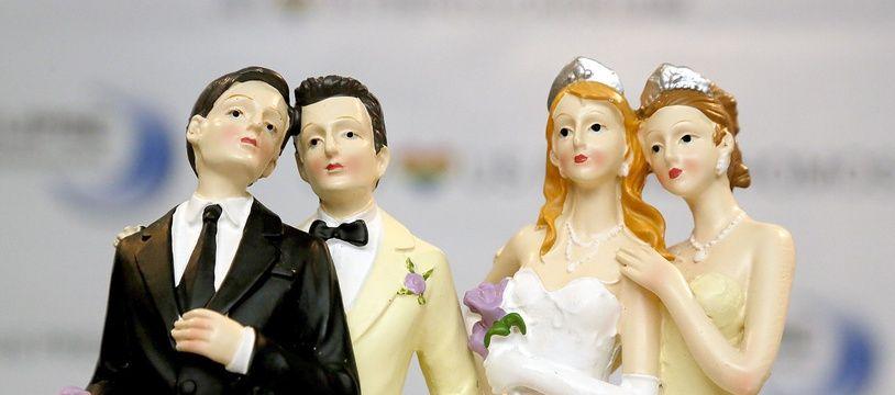 La Cour constitutionnelle équatorienne a approuvé le mariage homosexuel (illustration).