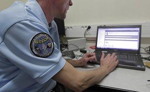 Les gendarmes ont interpellé le pédophile présumé (illustration).