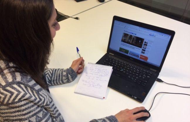 PODCAST. «Minute Papillon!»: Découvrez comment notre journaliste Alexia Ighirri couvre l'actualité à Strasbourg