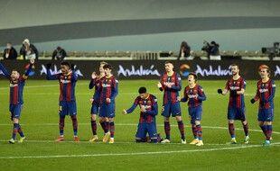 Le Barça s'est qualifié pour la finale de la Coupe du Roi aux tirs au but.