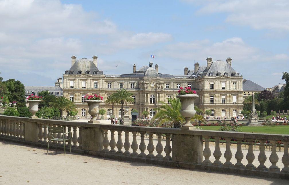 Paris des rats se prom nent au jardin du luxembourg for Jardin luxembourg
