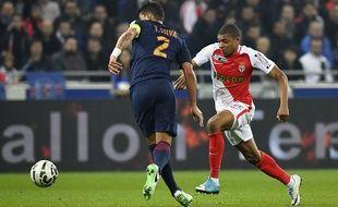 Kylian Mbappé a notamment souffert face à un Thiago Silva très solide ce samedi.