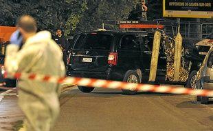 Le 6 mai, Hélène Pastor et son chauffeur ont été blessés par balles à Nice.