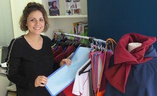 Sarah Da Silva Gomes a lancé Constant & Zoé en janvier 2015, proposant des habits astucieux pour personnes handicapées