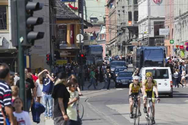 norv u00e8ge  la capitale oslo va bannir les voitures de son