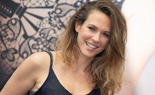 Lorie Pester lors du Festival de Monte-Carlo en 2018