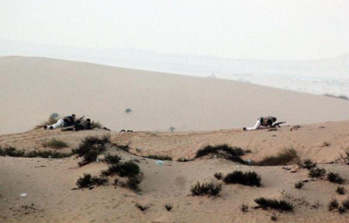 L'attaque du Sinaï ayant coûté la vie à 16 gardes-frontières égyptiens a mis fin à une éphémère lune de miel entre les dirigeants du Hamas, au pouvoir à Gaza, et le nouveau président égyptien, l'islamiste Mohamed Morsi, selon des analystes. – Stringer afp.com